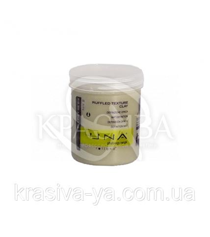 Уна Раффлд Текстур Клей Текстурная глина для молелирования волоса с матирующим эффектом, 100 мл - 1