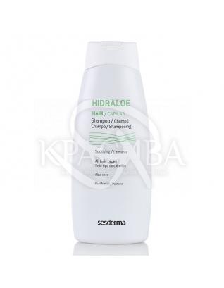 Hidraloe Shampoo - Восстанавливающий шампунь, 400 мл