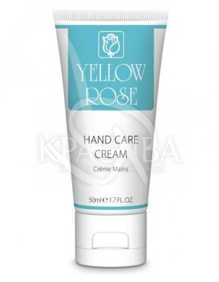 Поживний зволожуючий омолоджуючий крем для рук : Yellow Rose