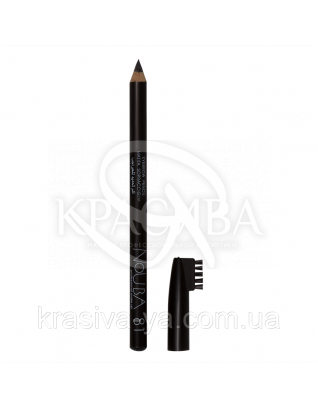 """Косметический карандаш для бровей с щеткой """"Eyebrow Pencil"""" 81, 1 г : Карандаш для бровей"""