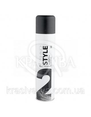 "C:EHKO Style Лак для волос ""Кристал"" (2), 400 мл : Лак для волос"