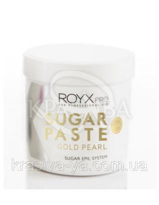 Royx Pro Gold Pearl - Паста для депіляції (для великих поверхонь), 300 г : Royx Pro
