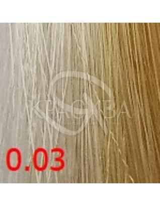 """Cutrin Aurora Demi Color - Безаммиачная краска для волос 0.03 Золото """"Прикосновение солнца"""", 60 мл :"""