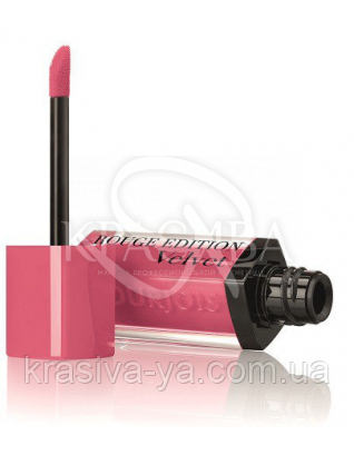 BJ Rouge Edition Velvet - рідка Помада з матовим ефектом (11-рожевий), 7,7 мл