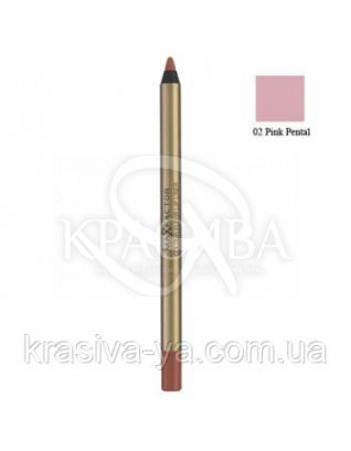 Colour Elixirl Lip liner - Олівець для губ (02-Світло рожевий), 1,2 м : Max Factor