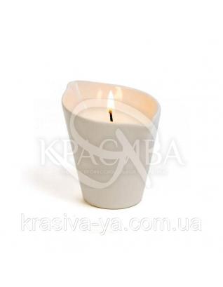 """TdO Масажна свічка для тіла """"Апельсинові квіти"""" / Orange Blossom Massage Candle, 110 г : Аромасвічки"""