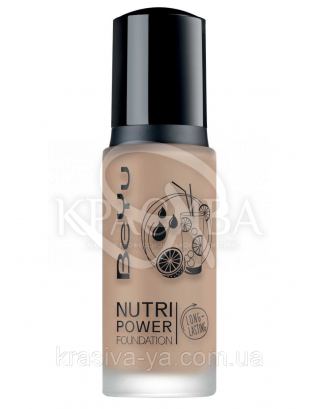 "Тональний крем ""Nutri Power"" 30 Light Toffee, 30 мл :"