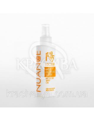 Nuance Масло-спрей защитное для волос и кожи головы с маслом анакорда, 150 мл