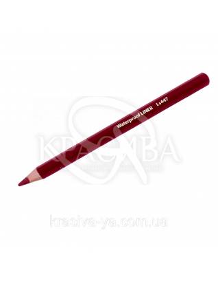 """Олівець для губ """"Оксамитова лінія"""" Ls447, 1.3 м : Miss Claire"""