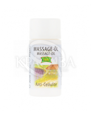 Массажное масло «Антицеллюлит» : Масло для массажа
