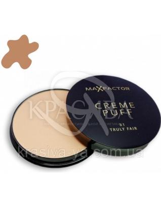 Cream Puff - Крем-пудра (N81), 21г : Пудра для обличчя