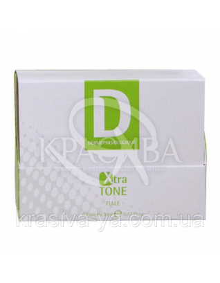 Phials Extra Tone - Укрепляющий и придающий тонус лосьон в ампулах Xtra-Tone, 6*5мл