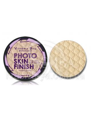 VS Photo Skinfinish Powder Пудра компактная 317, 8 г : Пудра для лица