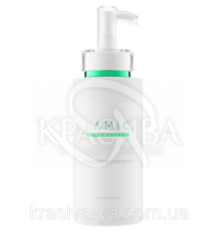 "Питательная маска ""Lamic Maschera Nutriente"", 250 мл - 1"