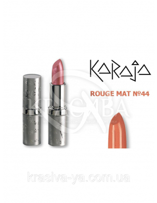 Karaja Матова помада Rouge Mat 044, 3.5 м