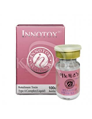 Іннотокс 100 од. Ботулінічний токсин типу А : Препарати для ботолотерапіі