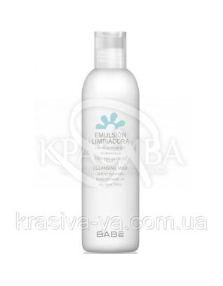 Очищаюче молочко для обличчя BABE Face Cleansing Milk, 100мл : BABE Laboratorios