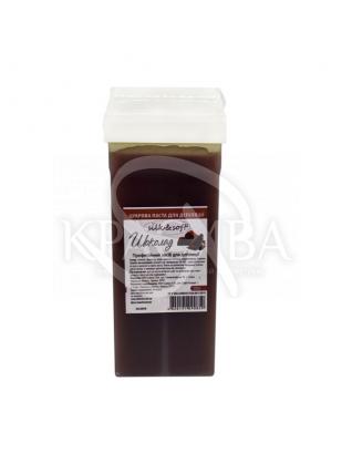 """Silk&Soft Сахарная паста в картридже """"Шоколад"""", 2 шт х 150 г : Silk & Soft"""