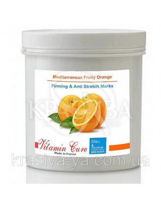Регенерирующий крем прогтив растяжек с витамином С, 500мл : Крем от растяжек