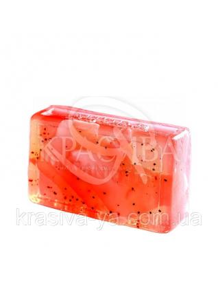 Глицериновое мыло куб ORG - Клюква, 100 г : Мыло