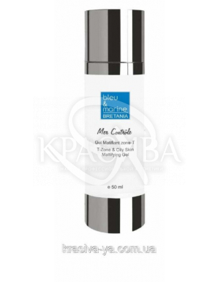 Матуючий гель для жирної шкіри, 50мл : Матуючий крем