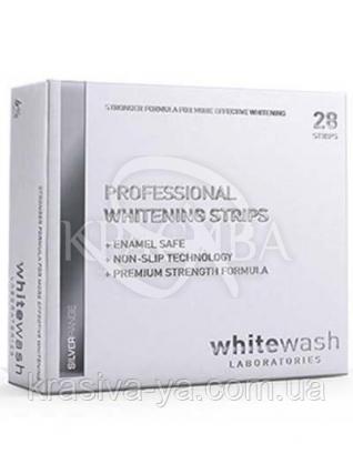 Відбілюючі смужки для зубів, шт 28 : WhiteWash Laboratories