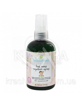 """MAM Репеллентный спрей """"Bug Away"""" / Bug Away Repellent Spray, 120 мл : Средства для защиты от комаров"""
