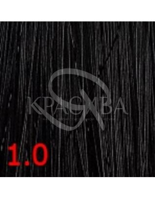 Cutrin Aurora Demi Color - Безаммиачная краска для волос 1.0 Черный, 60 мл : Безаммиачная краска