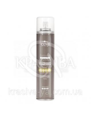 HC IS Спрей для блеска волос без газа сильной фиксации, 300 мл