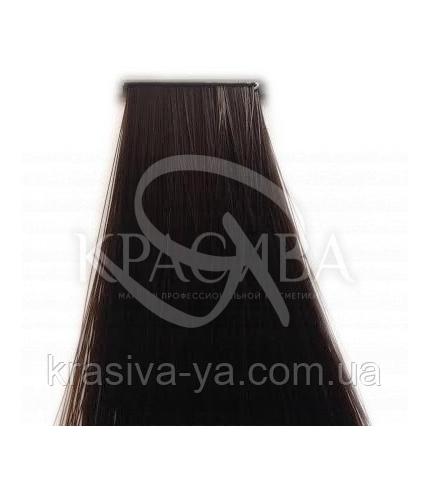 Keen Крем - краска без аммиака для волос Velveet Colour 3.0 Темный коричневый, 100 мл - 1