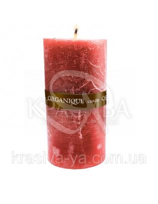 Свічка ароматерапевтична велика 150*70 - Смородина (Червоний), 570 г : Декор для дому