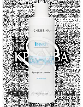 Гідрофільний очищувач для всіх типів шкіри Fresh-Hydropilic Cleanser, 300 мл : Christina