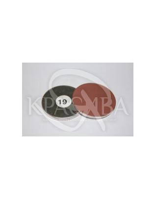 Тіні компактні набірні, №19 Теплий темно-коричневий : Cinecitta