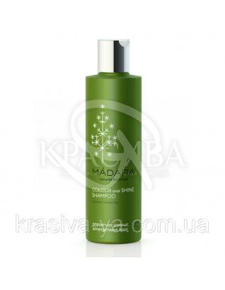 MD Шампунь Colour & Shine для окрашенных и химически обработанных волос / Colour & Shine Shampoo, 250 мл
