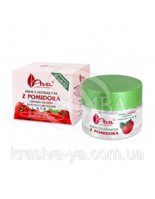 Крем з екстрактом томату - Cream of Tomato Extract, 50 мл : Ava Laboratorium