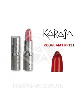 Karaja Матова помада Rouge Mat 131, 3.5 м