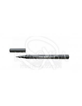 Подводка - маркер для глаз The Matt Liner 2 Secret Grey, 1 мл : Подводка для глаз