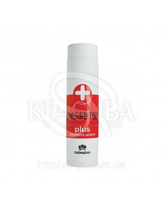 Шампунь интенсивного действия против выпадения волос (Placentrix Plus Shampoo intensive action), 250 мл : Farmagan