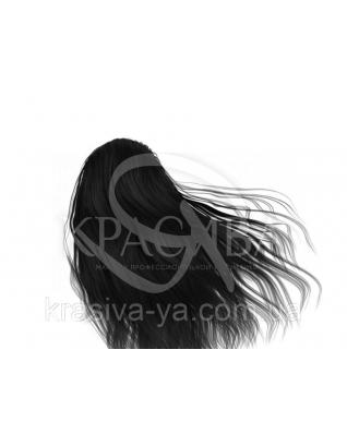 HC IM Стойкая крем-краска для волос 1 Черный, 100 мл : Аммиачная краска