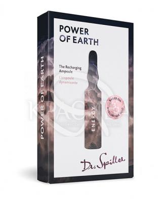 """Energy - Power of Earth - Ампульний концентрат """"Сила землі"""" енергія, 1*2 мл : Концентрат для обличчя"""