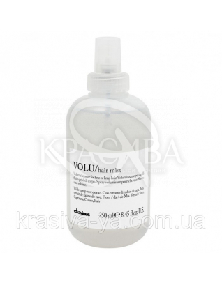 Увлажняющий спрей VOLU для объёма, 250 мл : Спрей для волос