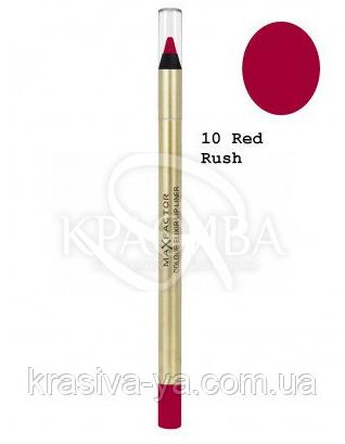 Colour Elixirl Lip liner - Олівець для губ (10-Супер червоний), 1,2 м : Max Factor