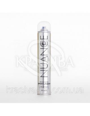 Nuance CP Лак для волос нормальной фиксации ЭКО, 500 мл : Лак для волос