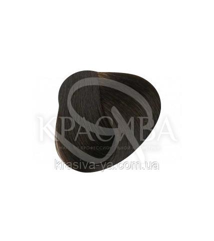 Стойкая Безаммиачная Крем краска для волос 3 Темный коричневый, 100 мл - 1