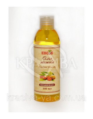 """Натуральное масло для ухода за волосами и телом """"Масло Жожоба"""", 50 мл : Масла для волос"""