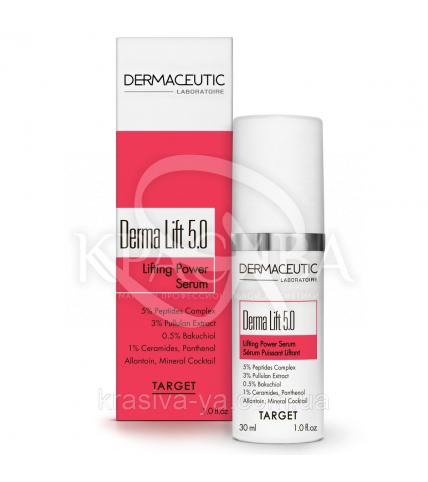 Derma Lift 5.0 Сироватка з ліфтинг - ефектом для шкіри навколо очей 30 мл - 1