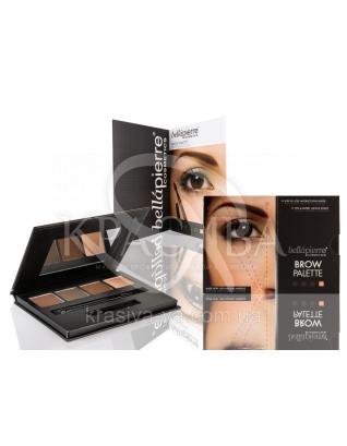Палетка теней для бровей Brow Palette, 17.28 г : Beauty-наборы для макияжа