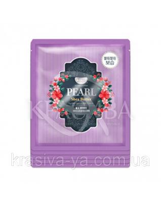 Гидрогелевая маска для лица с жемчугом KOELF Pearl & Shea Butter Mask, 30г х 2шт : KOELF