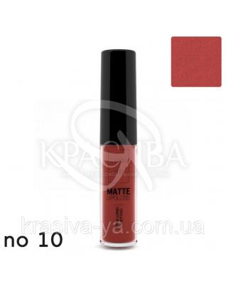 Matte Liquid Lipcolor - Xtra Long Lasting Матова рідка помада 10, 6 мл : Lavish Care
