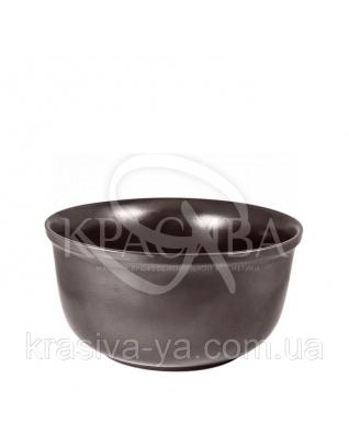 Миска керамічна велика GU852 Коричневий : Аксесуари для ванної